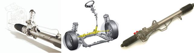 форд фокус 3 стук рулевой рейки ремонт #13